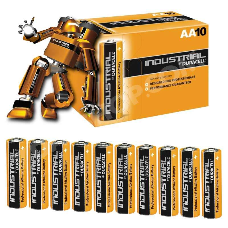 Dagaanbieding - Duracell Industrial 48 stuks - AA of AAA dagelijkse koopjes