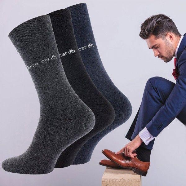 Dagaanbieding - Pierre Cardin 9-pack Heren Sokken dagelijkse koopjes