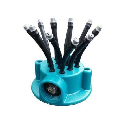 iBello innovatieve 12-koppige water sprinkler