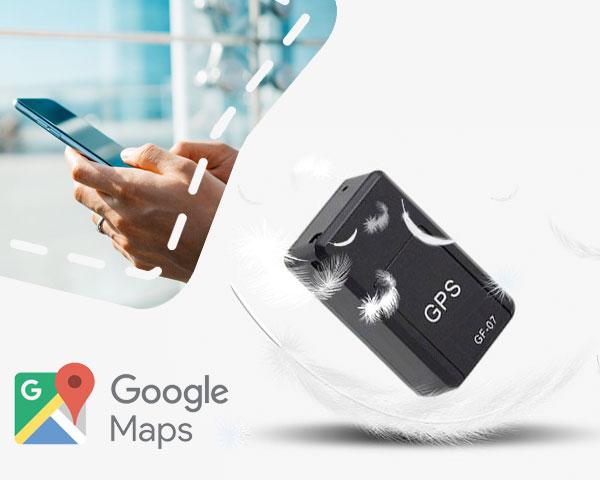 Dagaanbieding - Mini GPS Tracker dagelijkse koopjes