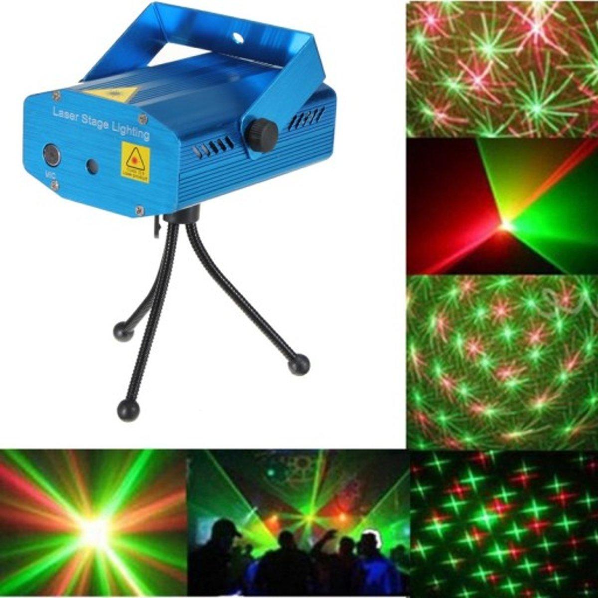 Dagaanbieding - Disco laser LED licht dagelijkse koopjes