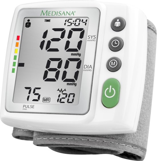 Dagaanbieding - Medisana BW 315 Pols Bloeddrukmeter dagelijkse koopjes