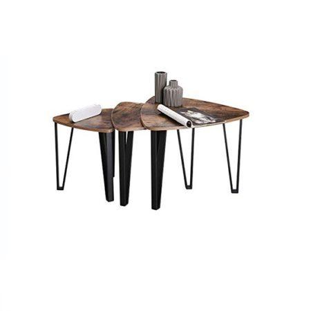 Vintage tafel set van 3