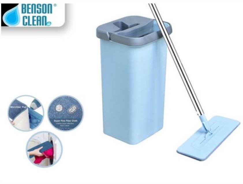 Benson Benson Clean flat mop dweil