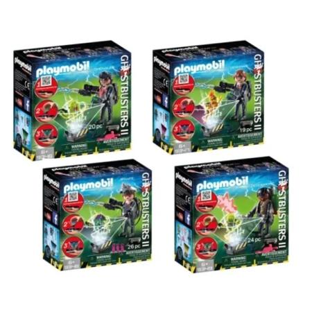 Ghostbusters Playmobil