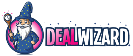 logo dealwizard gift gadgets footer