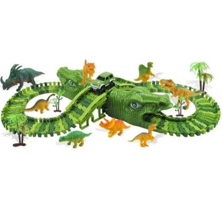 iBello dinosaurus racebaan